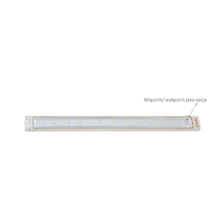 Lampa Led TOPAZ 600 Switch